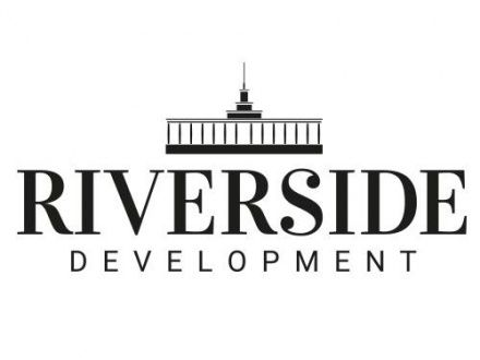 Riverside development